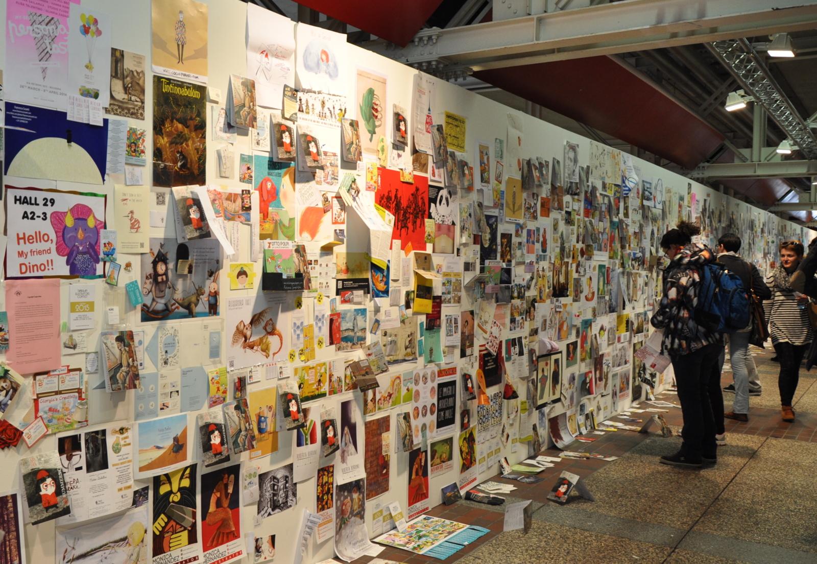 Bologna Children'sBook Fair 2014