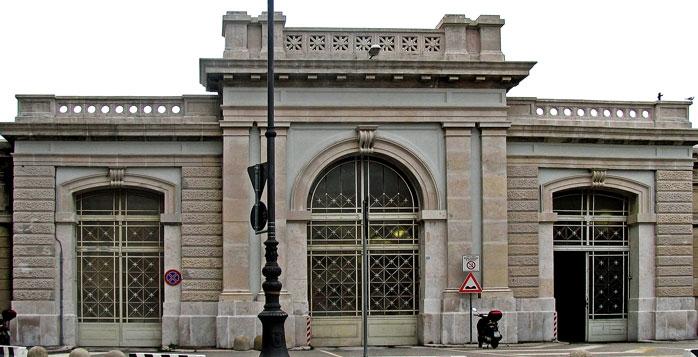 Varco del Punto Franco a Trieste