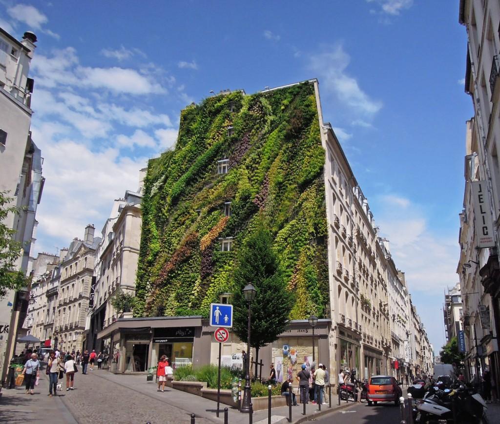 Parigi, Oasis d'Aboukir