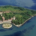 l'isola di Poveglia (VE)
