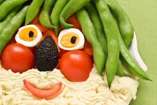 R-147061555-faccia-verdura