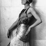 Wanda Wulz in costume egizio