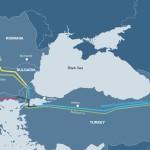 Il tragitto del Trans Adriatic Pipeline