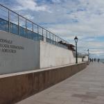 Il Museo Nazionale di Archeologia Subacquea dell'alto Adriatico sul Lungomare Nazario Sauro a Grado