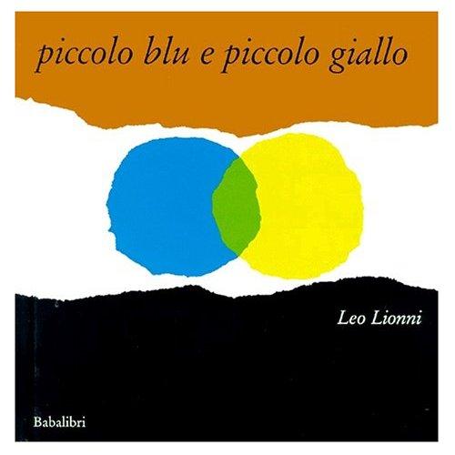 piccolo blu copertina
