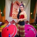 Una danzatrice thailandese (©Giuseppe Tavera)