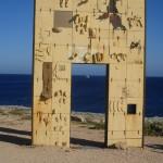 Porta d'Europa, monumento alla memoria dei migranti deceduti in mare