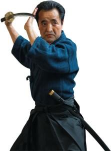 Il Maestro Otake Nobutoshi figlio dello shihan che sarà a Trieste il prossimo mese di aprile. Per informazioni consultare il sito citato nell'articolo.