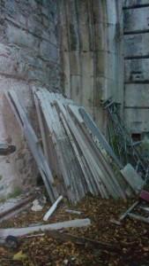 Amianto nel DLF di Trieste