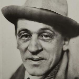 Blaise Cendrars ritratto da Henri Martinie