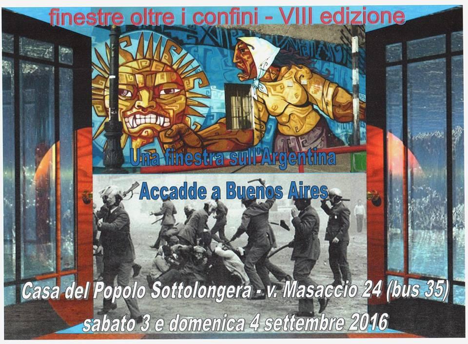 Finestra sull'Argentina-foto