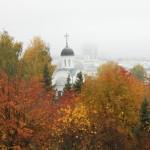 Foto di G. Prandini. Gli splendidi colori dell'autunno Russo