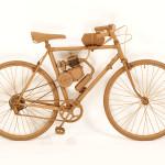 Bicicletta a motore - 160x40x110 cm