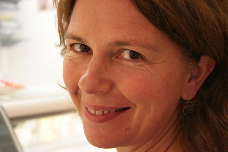 Simonetta Lorigliola, direttrice di Konrad (Foto L. Monasta)